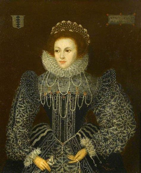 Tudor Style by Lady Mary Grey 1545 1578 By Chequers Court