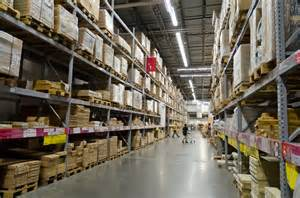 customer inside warehouse part of ikea home store stock file ikea brooklyn warehouse aisles jpg wikimedia commons