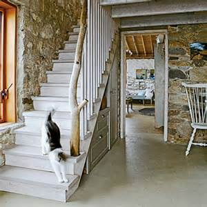 into the 11 stylish staircases coastal living