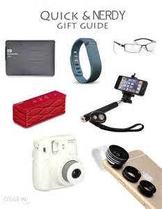 Nerdy Gifts - nerdy gift ideas for the nerds and techies color me meg