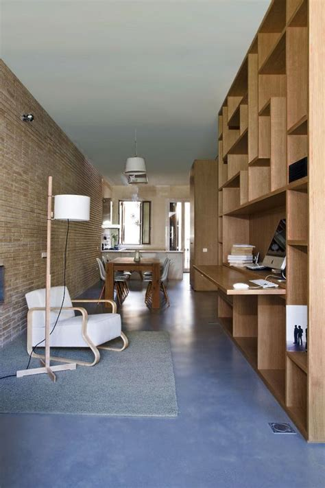 Renovated Bathroom Ideas Renovated And Restructured Narrow Apartment In A Historic
