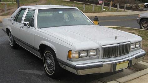 mercury grand marquis sedan cars com overview cars com 1991 mercury grand marquis pictures cargurus