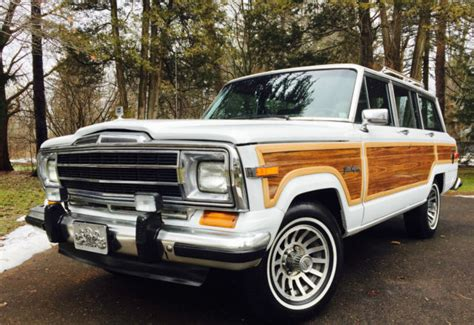 1991 jeep grand wagoneer for sale 1991 jeep grand wagoneer grand wagoneer by classic