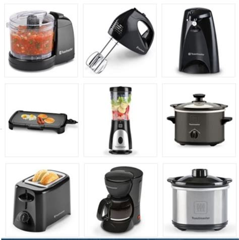 Kohls Kitchen Appliances by Kohl S 6 Small Kitchen Appliances For Only 3 29 Each