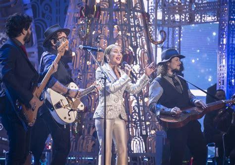 soundtrack film natal global tv estrelas cantam m 250 sicas de natal na globo quem quem news