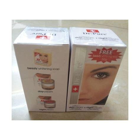 Paket Wajah The Bpom Whitening Moisturizing dr whitening pemutih wajah bpom