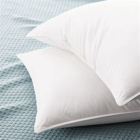 and feather pillow better feather pillow the company store