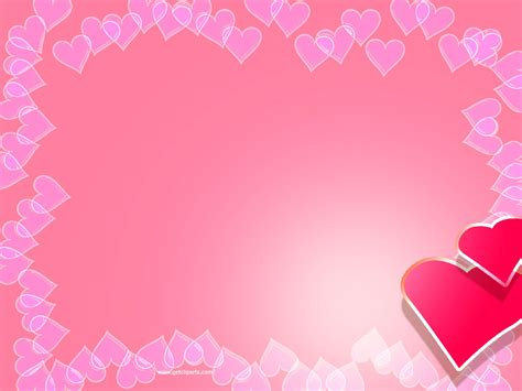 love templates for powerpoint 2010 free download valentine ppt template getcliparts visual