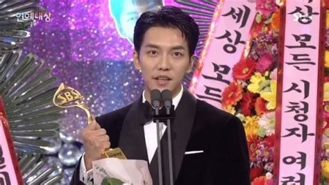 lee seung gi ugly duckling winners of 2018 sbs entertainment awards soompi