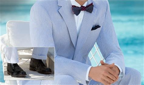 seersucker suit shoes the right shoes for seersucker suits jos a bank