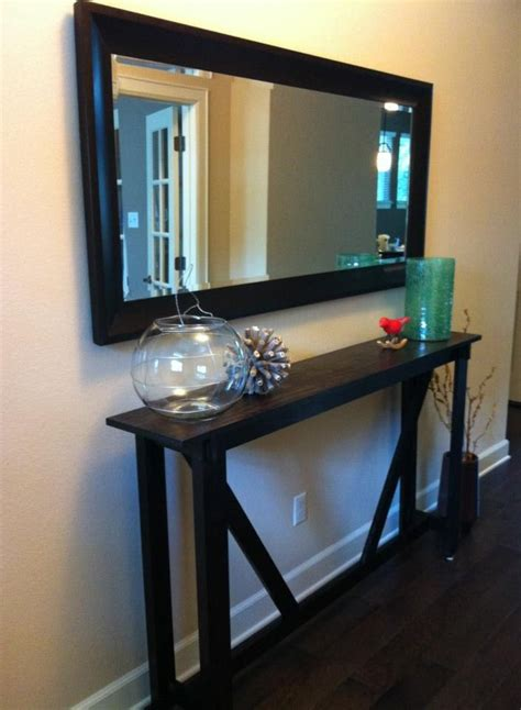 narrow hallway bench woodworking projects plans