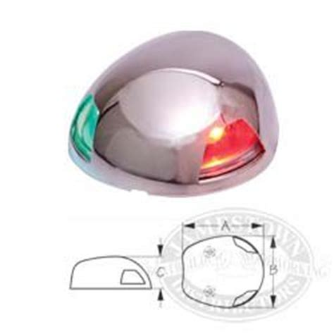 do led lights draw less s sea led stainless combination bow light