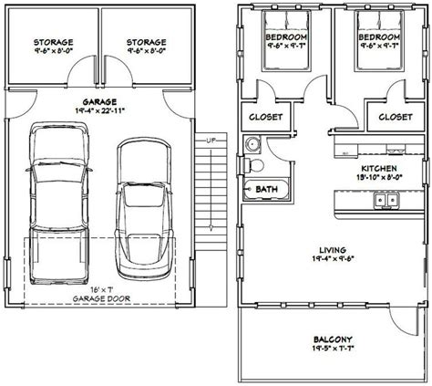 garage homes floor plans best 20 garage apartment plans ideas on pinterest