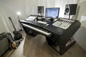 studio tisch desk for keyboardists