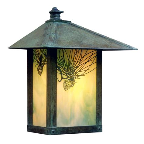 craftsman style solar lights craftsman outdoor lights lighting and ceiling fans