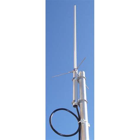 Antena Uhf Dx Dx Bc 200 Antena Vertical Monobanda De Fibra Ajustable