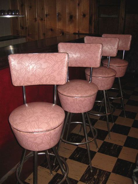 Light Pink Bar Stools by 248 Best Images About Chrome Kitchen Dinette Table And