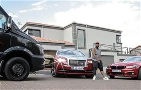 casper nyovest new home and car another dj shows off his luxury pad