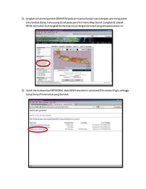 tutorial target arcgis remote sensing for geomorphology image processing short