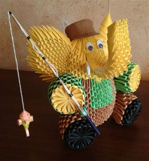 3d Origami Paper Crafts - 65 best images about 3d origami on