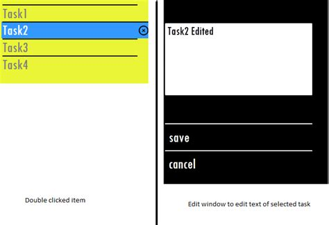 text box layout xaml listbox doesn t get updated