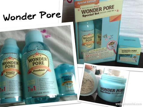 Etude House Pore Set review etude house pore set singapore