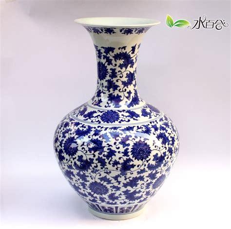 Large Blue Vases by Buy Wholesale Large Blue Vase From China Large Blue