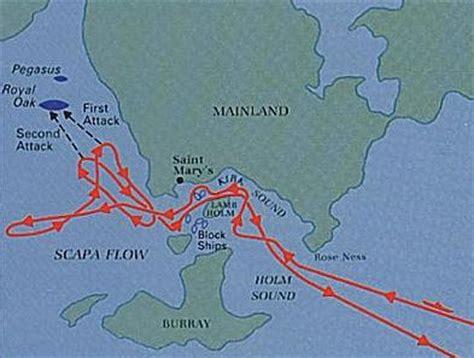 u boat in scapa flow polish greatness blog battle of the atlantic part 1