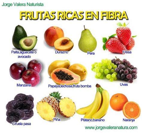frutas ricas en fibras  deportista gastritis remedios alimentos ricos en fibra