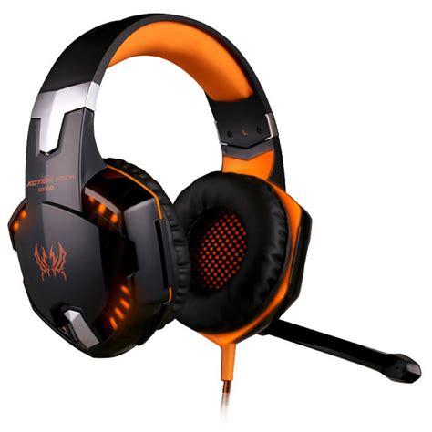 Headset Each G2000 kotion each g2000 headband headset headphone orange