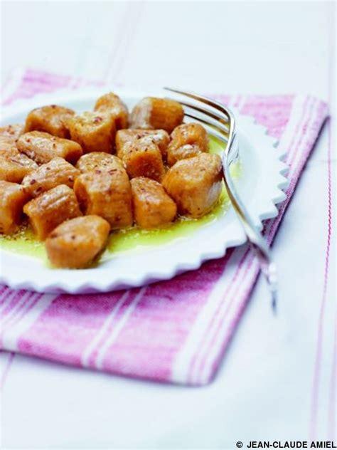 gnocchis de patates douces pour 6 personnes recettes