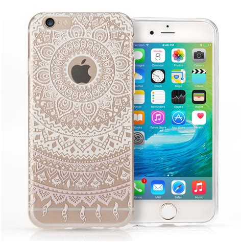 yousave accessories iphone 6 and 6s tpu patterned gel c
