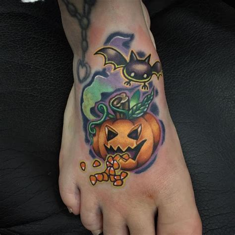 halloween tattoo ideas 17 best ideas about pumpkin on