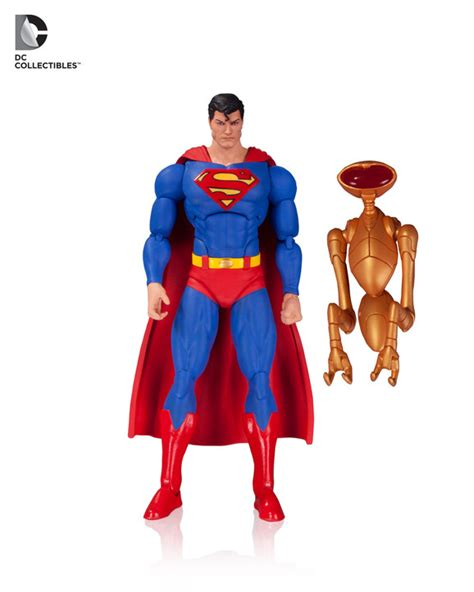 Dc Comics Collectibles Superman Lois 2 Pack Animated Series fair 2015 dc collectibles shows new line up
