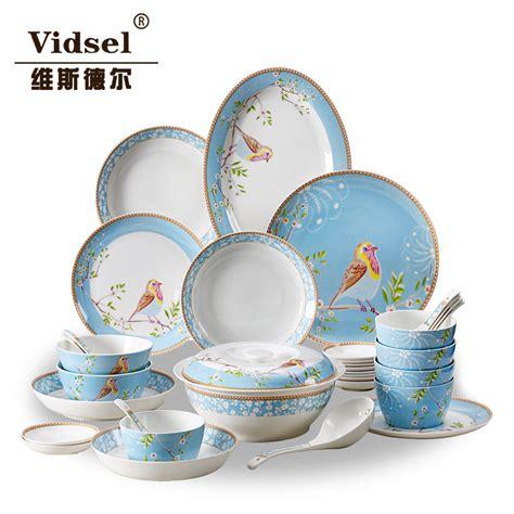 aliexpress com buy dishes and plates sets dinnerware set bento box bowl set 56 head tableware