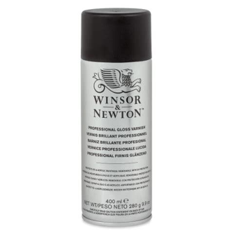 acrylic painting varnish spray winsor newton artists spray varnishes blick materials