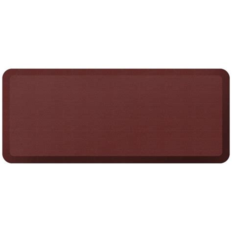 Home Depot Grass Mat by Newlife Designer Grasscloth Crimson 20 In X 48 In Anti