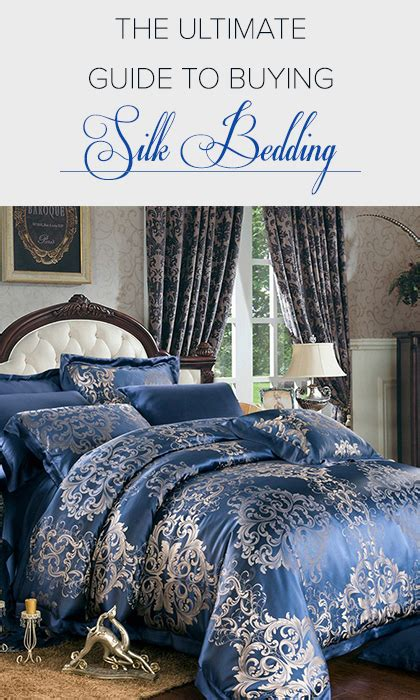 tips for buying sheets the ultimate guide to buying silk bedding
