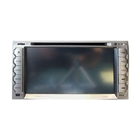 Unit Din Oem Mobil Toyota Daihatsu Terios Gps jual symbion sy in740 din unit oem for toyota