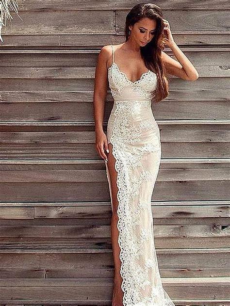 Simple Elegant Grad Dresses