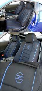 350z Seat Covers Z Logo Motorsport Sport Seat Covers Coupe Nismo Model 10 16