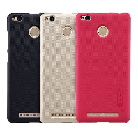 nillkin frosted xiaomi redmi 3 pro 3s 3s