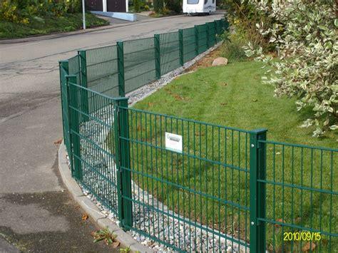 Referenzen Doppelstabmatten F 252 R Heim Und Garten Zaunbau