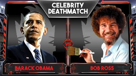 celebrity deathmatch box set wwe 2k16 celebrity deathmatch tournament bob ross vs