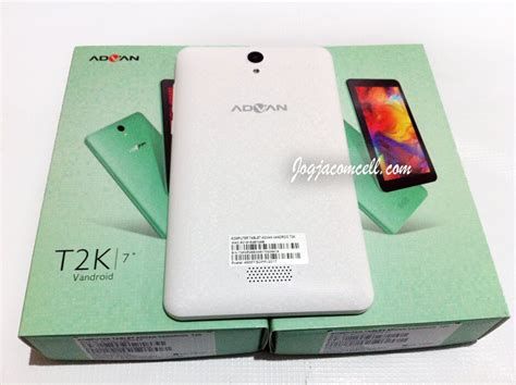 Tablet Advan T2k Wifi Only jual tablet advan t2k seri wifi rom 8gb harga dan