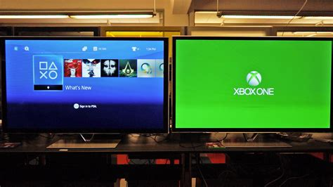 ps4 vs xbox one side by side speed tests to decide which