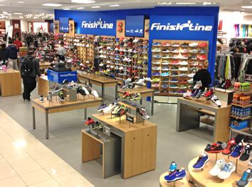 athletic shoe stores chicago finish line expects sales to leap in macy s deal