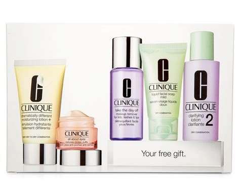 Clinique Exclusive clinique exclusive daily essentials i ii set great daily