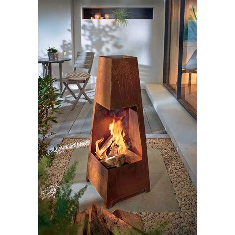 feuerstelle kaufen best of home feuerstelle rustik rost kaufen bei obi