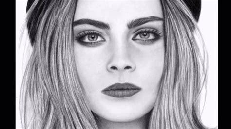 imagenes a lapiz de rostros dibujos realistas a l 225 piz my blog